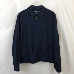 Polo Ralph Lauren Classic Windbreaker Jacket Sz L